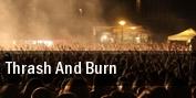 Thrash & Burn Tour New York tickets