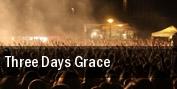 Three Days Grace Nashville Municipal Auditorium tickets