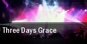 Three Days Grace Savannah tickets
