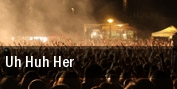 Uh Huh Her Shelter tickets