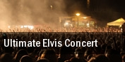 Ultimate Elvis Concert tickets