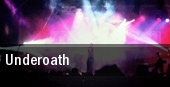 Underoath The Orange Peel tickets