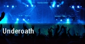 Underoath Warehouse Live tickets