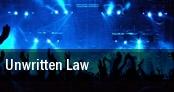 Unwritten Law Harpos tickets