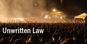 Unwritten Law West Hollywood tickets