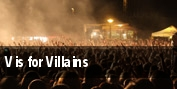 V is for Villains tickets