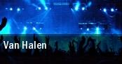 Van Halen Tingley Coliseum tickets