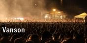 Vanson Atlanta tickets