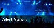 Velvet Marias Richmond tickets