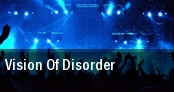 Vision of Disorder Music Hall Of Williamsburg tickets