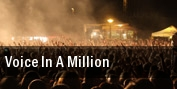 Voice In A Million Capital FM Arena tickets