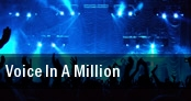 Voice In A Million Nottingham tickets