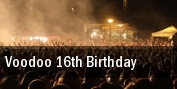 Voodoo 16th Birthday O2 Academy Liverpool tickets