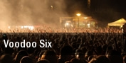 Voodoo Six tickets