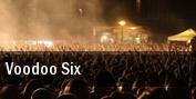 Voodoo Six tickets