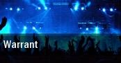 Warrant Duquoin State Fair tickets