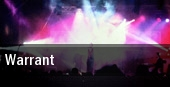 Warrant Medina Entertainment Center tickets