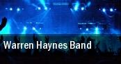 Warren Haynes Band Mcmenamins Crystal Ballroom tickets