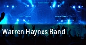 Warren Haynes Band Silver Spring tickets