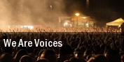 We Are Voices tickets