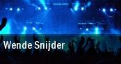 Wende Snijder Oosterpoort tickets