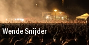 Wende Snijder Paradiso tickets