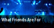What Friends Are For Fine Line Music Cafe tickets