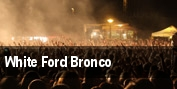 White Ford Bronco tickets
