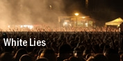 White Lies Heineken Music Hall tickets