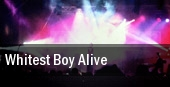 Whitest Boy Alive Bowery Ballroom tickets