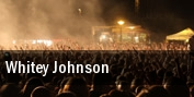 Whitey Johnson tickets