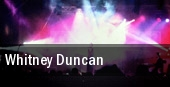 Whitney Duncan tickets