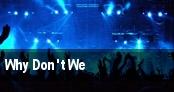 Why Don't We Nashville tickets
