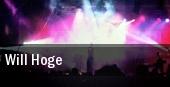 Will Hoge 8x10 Club tickets