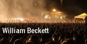 William Beckett The Waiting Room Lounge tickets