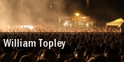William Topley Portland tickets