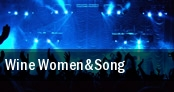 Wine Women&Song tickets