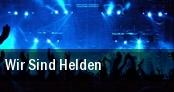 Wir Sind Helden Ringlokschuppen Bielefeld tickets