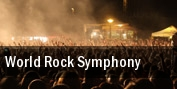 World Rock Symphony tickets