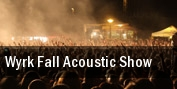 WYRK Fall Acoustic Show University At Buffalo Center For The Arts tickets