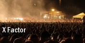 X Factor Aberdeen Exhibition Centre tickets