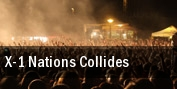 X-1 Nations Collides Neal S. Blaisdell Center tickets