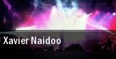 Xavier Naidoo Theaterplatz tickets