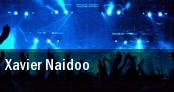 Xavier Naidoo TUI Arena tickets