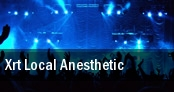Xrt Local Anesthetic tickets