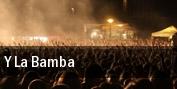 Y La Bamba Aladdin Theatre tickets