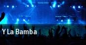 Y La Bamba San Francisco tickets