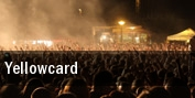 Yellowcard Jannus Live tickets