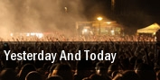 Yesterday and Today Harrah's Hotel Casino tickets