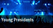 Young Presidents New York tickets